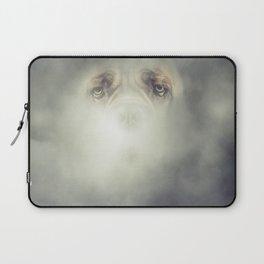 Dog Fog Laptop Sleeve