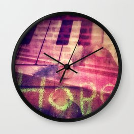 Dream Tag, No 4 Wall Clock