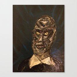 The Gentlemen Canvas Print