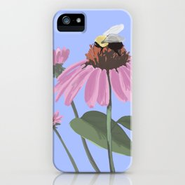 Bumble-y Bee iPhone Case