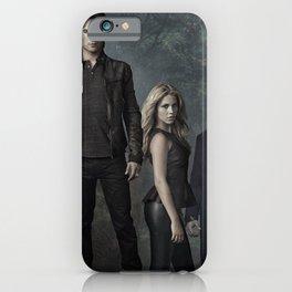 The Vampire Diaries Cast iPhone Case