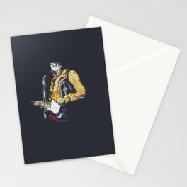 Jimi at Monterey 2 Stationery Cards