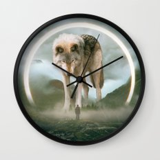 aegis Wall Clock