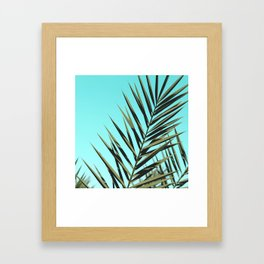 Palm Unique Framed Art Print