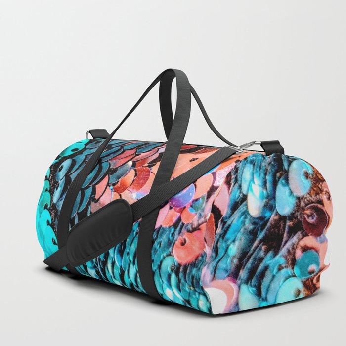 Sequin Duffle Bag