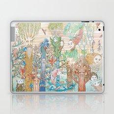 Forest Spirits Laptop & iPad Skin