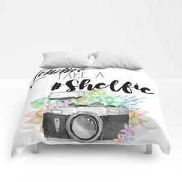 Lemme Take a #Shelfie Comforters