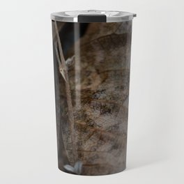 Autumn leaf Travel Mug