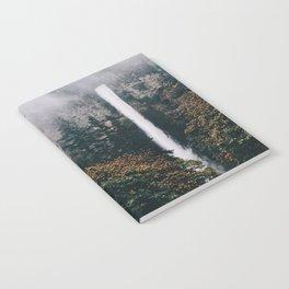 Multnomah Falls Notebook