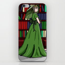 Librarian iPhone Skin