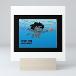 Dragon Ball Nirvana Album Mini Art Print