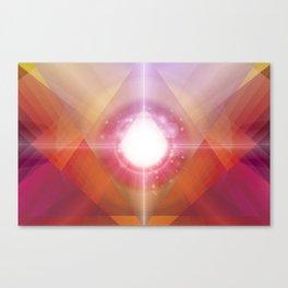 PRYSMIC ORBS Canvas Print