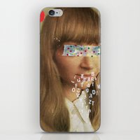 lost in translation iPhone & iPod Skins featuring Lost in Translation by Low Low