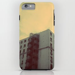 Fire Escape iPhone Case