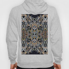 Feather Flames Hoody