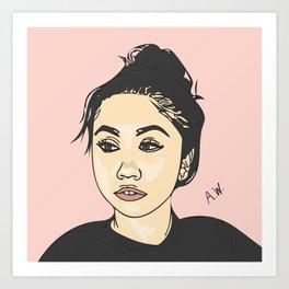 Niki Hughes Art Print