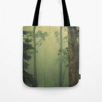 thrones Tote Bags featuring A Place Only We Know by S. Ellen
