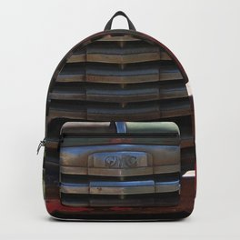GMC, GMC Truck Grill, Old Truck Backpack