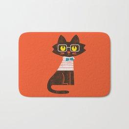 Fitz - Preppy cat Badematte