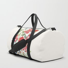 Beautiful Flowers Duffle Bag