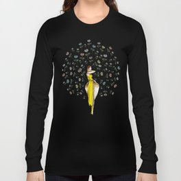 Paris Summer | The Flower Girl Long Sleeve T-shirt
