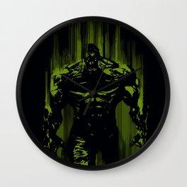The Green Thing Wall Clock