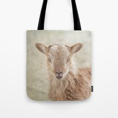 Baby Soay Sheep Tote Bag