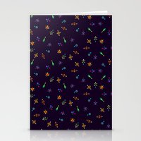 sparkles Stationery Cards featuring Sparkles by DanBee Kim
