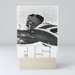 retro Fisi Mini Art Print
