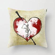 Heart #2 Throw Pillow