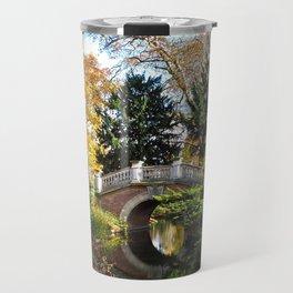 Autumn Colours in the Parc Monceau Travel Mug