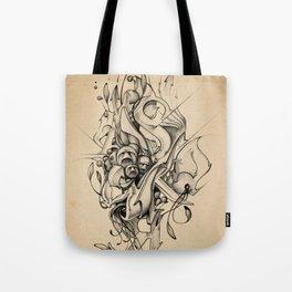 DinamInk #01 Tote Bag