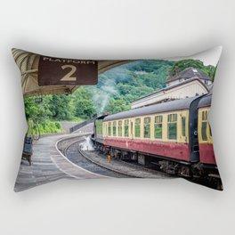 Platform 2 Rectangular Pillow