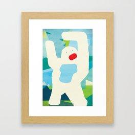 Abominable Framed Art Print