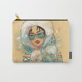 SNOW FASHION Carry-All Pouch