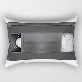 Video Cassete Rectangular Pillow