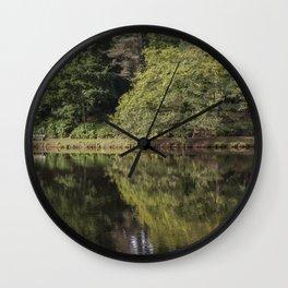 Summer Reflections - 1 Wall Clock