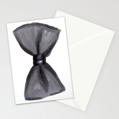 Black Bow Stationery Cards