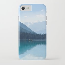 Afternoon on Emerald Lake iPhone Case