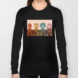 TIME'S UP by Sabrena Khadija Long Sleeve T-shirt