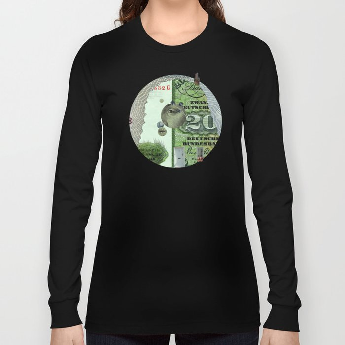 15 DM Collage Long Sleeve T-shirt