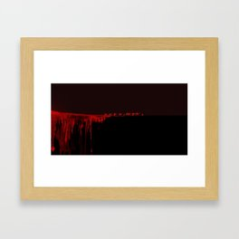 Christmas Wisemen Framed Art Print