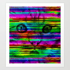 Catatonic Art Print