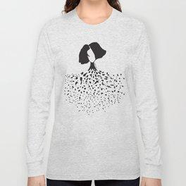 exploded soul Long Sleeve T-shirt
