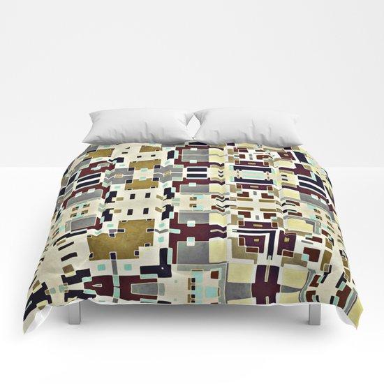 Vintage retroish Comforters