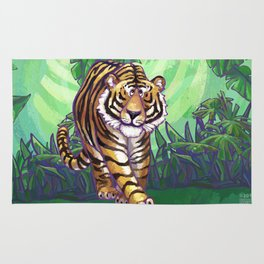 Animal Parade Tiger Rug