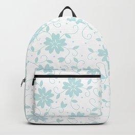 Five Petals Flowers 7 Backpack