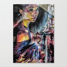 Nightwalk Canvas Print