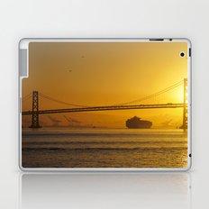 morning glory Laptop & iPad Skin