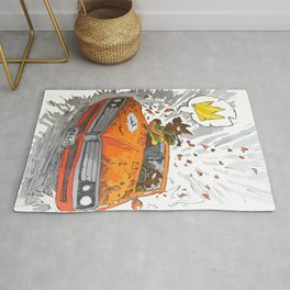 Kings of the now Rug